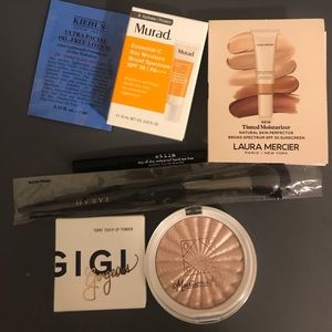 High End Mini Beauty Bundle!!! Kiehls Murad Stila